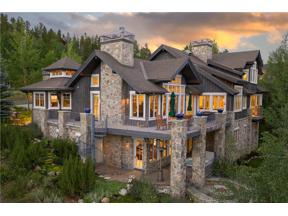 Property for sale at 155 Two Cabins Drive, Silverthorne,  Colorado 80498