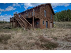 Property for sale at 1484 CO 4 ROAD, Alma,  Colorado 80420
