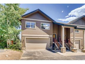 Property for sale at 70A Wildernest Court 70-A, Silverthorne,  Colorado 80498