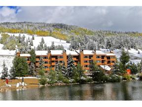 Property for sale at 800 Copper ROAD, Copper Mountain,  CO 80443