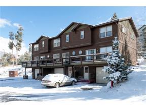 Property for sale at 744 W Anemone TRAIL, Dillon,  Colorado 80435