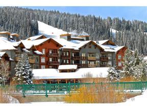 Property for sale at 164 Copper CIRCLE, Copper Mountain,  Colorado 80443