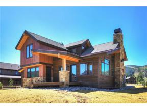 Property for sale at 74 Telluride COURT, Dillon,  Colorado 80435