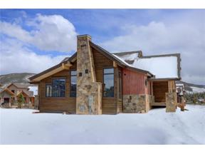 Property for sale at 74 Telluride COURT, Dillon,  CO 80435