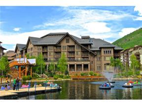 Property for sale at 172 Copper Circle 309, Copper Mountain,  Colorado 80443