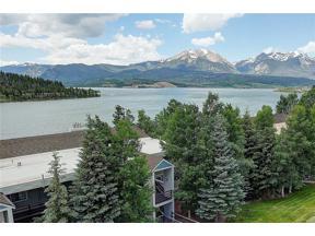 Property for sale at 72 Corinthian CIRCLE, Dillon,  Colorado 80435