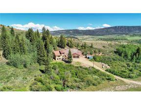 Property for sale at 298 County Road 194, Kremmling,  Colorado 80459