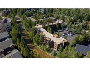 Property for sale at 222 Creekside Drive 317, Frisco,  Colorado 80443