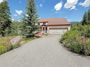 Property for sale at 93 Last Chance LANE, Keystone,  Colorado 80435