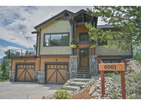 Property for sale at 61 Lakeview CIRCLE, Silverthorne,  Colorado 80498