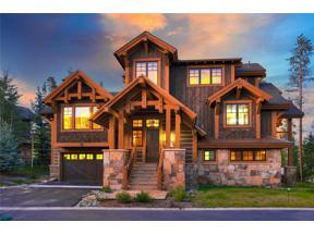 Property for sale at 24 Regent DRIVE, Breckenridge,  Colorado 80424