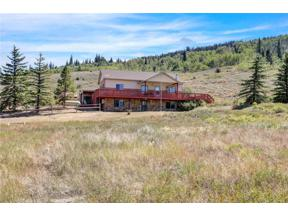 Property for sale at 420 County Road 132, Kremmling,  Colorado 80459