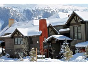 Property for sale at 12 Union Creek TRAIL, Copper Mountain,  CO 80443