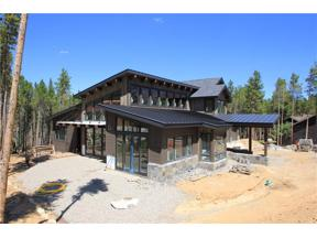 Property for sale at 141 Saw Mill Run Road, Breckenridge,  Colorado 80424