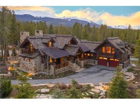 Property for sale at 31 Wild Cat ROAD, Breckenridge,  CO 80424