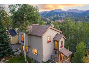 Property for sale at 218 Highland Terrace, Breckenridge,  Colorado 80424