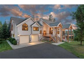 Property for sale at 357 Wild Irishman ROAD, Keystone,  CO 80435