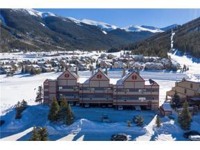 Property for sale at 82 Wheeler Circle 218C, Copper Mountain,  Colorado 80443