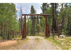 Property for sale at 36 ISABELLE COURT, Alma,  Colorado 80420