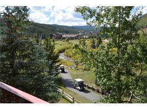 Property for sale at 35 Wheeler PLACE, Copper Mountain,  Colorado 80443