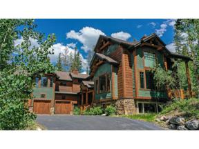 Property for sale at 104 Royal Tiger Road, Breckenridge,  Colorado 80424