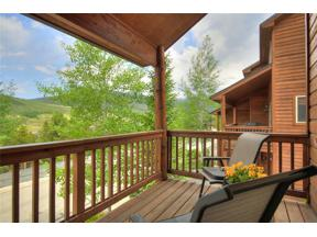Property for sale at 122 Lookout Ridge Drive 122, Dillon,  Colorado 80435