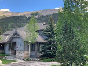 Property for sale at 68 Golf Course Drive 11, Frisco,  Colorado 80443