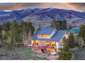 Property for sale at 1675 Falcon CIRCLE, Silverthorne,  CO 80498