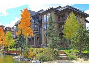 Property for sale at 172 Copper CIRCLE, Copper Mountain,  CO 80443