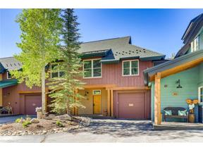 Property for sale at 226 Alpen Rose Place 8724, Keystone,  Colorado 80435