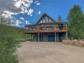 Property for sale at 390 Monument Court, Kremmling,  Colorado 80459