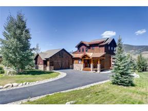 Property for sale at 11 Legend CIRCLE, Dillon,  Colorado 80435