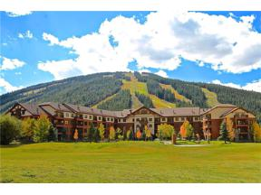 Property for sale at 105 Wheeler Circle 104, Copper Mountain,  Colorado 80443