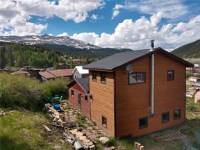 Property for sale at 29 OAK STREET, Alma,  CO 80420