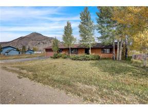 Property for sale at 217 E Nevava, Hot Sulphur,  Colorado 80451