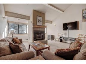Property for sale at 214 Ten Mile CIRCLE, Copper Mountain,  Colorado 80443