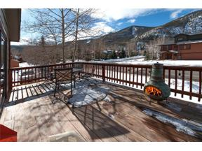 Property for sale at 501 Belford STREET, Frisco,  Colorado 80443