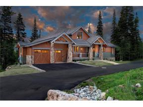 Property for sale at 171 MIDDLE PARK COURT, Silverthorne,  Colorado 80498