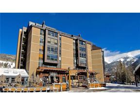Property for sale at 209 Ten Mile Circle 419/421/423, Copper Mountain,  Colorado 80443