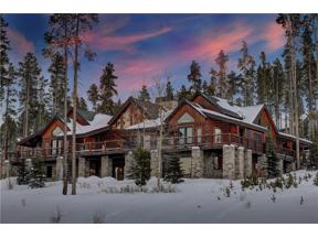 Property for sale at 186 Golden Age DRIVE, Breckenridge,  CO 80424