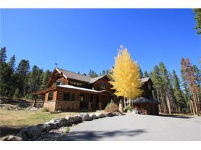 Property for sale at 320 Gold King WAY, Breckenridge,  Colorado 80424
