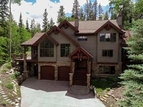 Property for sale at 525 Two Cabins DRIVE, Silverthorne,  Colorado 80498