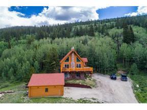 Property for sale at 1190 Co Road 4, Alma,  Colorado 80420