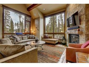 Property for sale at 12 Union TRAIL, Breckenridge,  Colorado 80424