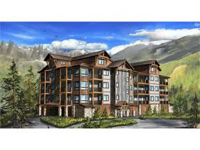 Property for sale at 111 Clearwater Way 305, Keystone,  Colorado 80435