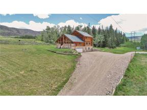 Property for sale at 190 County Road 1933, Kremmling,  Colorado 80459