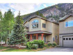 Property for sale at 103 1st AVENUE, Frisco,  Colorado 80443