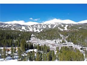Property for sale at 127 Penn Lode DRIVE, Breckenridge,  Colorado 80424
