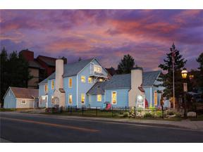 Property for sale at 114 N French STREET, Breckenridge,  Colorado 80424
