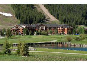 Property for sale at 105 Wheeler Circle 423, Copper Mountain,  Colorado 80443